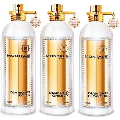 Изображение 3 Diamond Flowers edp Montale
