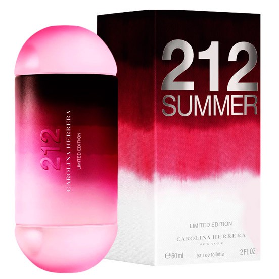 Изображение 3 212 Summer edt Carolina Herrera
