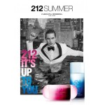 Вид флакона 212 Summer edt Carolina Herrera