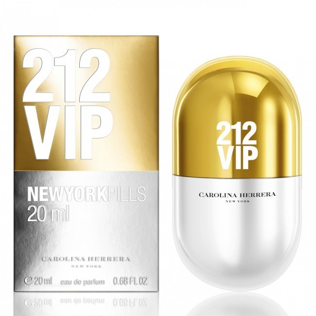 Изображение 3 212 VIP Pills edp Carolina Herrera