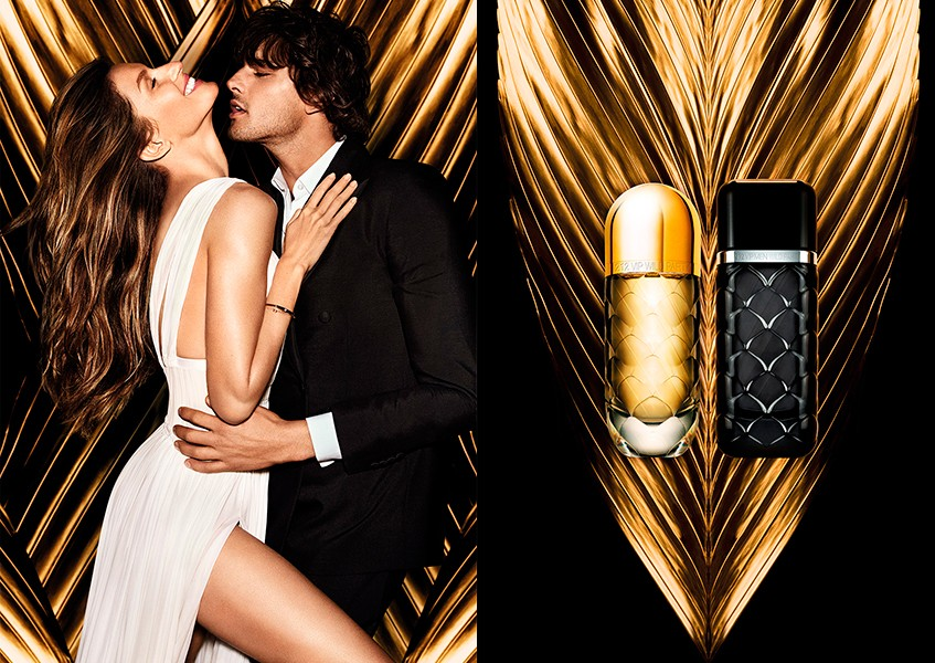 212 VIP Men Wild Party edt Carolina Herrera - ♂ мужской парфюм, 2016 год.