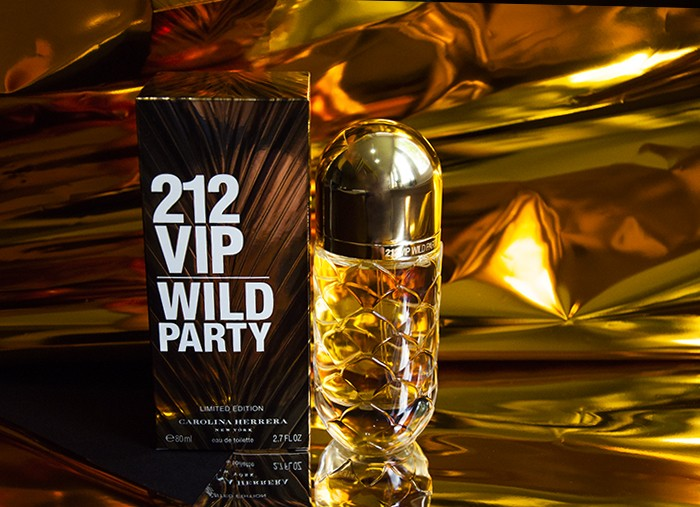Изображение 3 212 VIP Wild Party edt Carolina Herrera