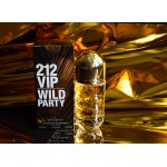 Вид флакона 212 VIP Wild Party edt Carolina Herrera