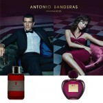 Реклама Her Secret Temptation edt Antonio Banderas