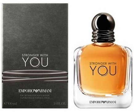 Изображение парфюма Giorgio Armani Stronger With You (Emporio Armani)