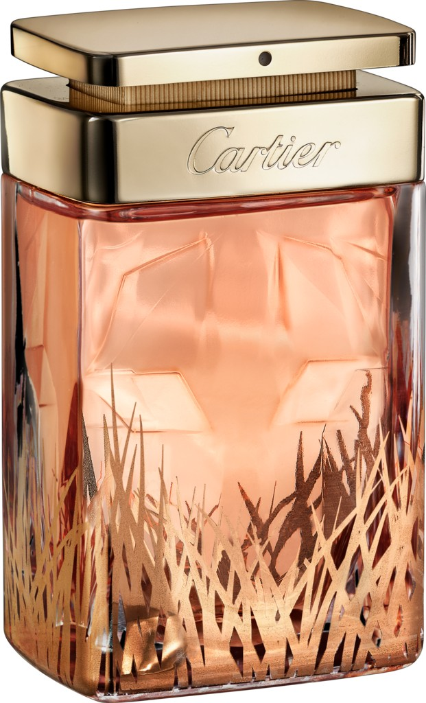 La Panthere Edition Limitee 2017 edp Cartier - ♀ женский парфюм (новинка-2017 года)