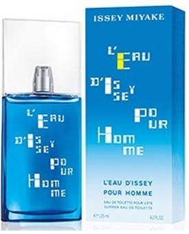 Изображение парфюма Issey Miyake L'Eau d'Issey Pour Homme Summer 2017 edt