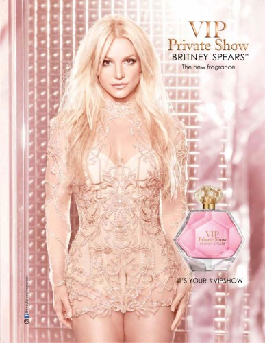 VIP Private Show edp Britney Spears - ♀ женский парфюм (новинка-2017 года)