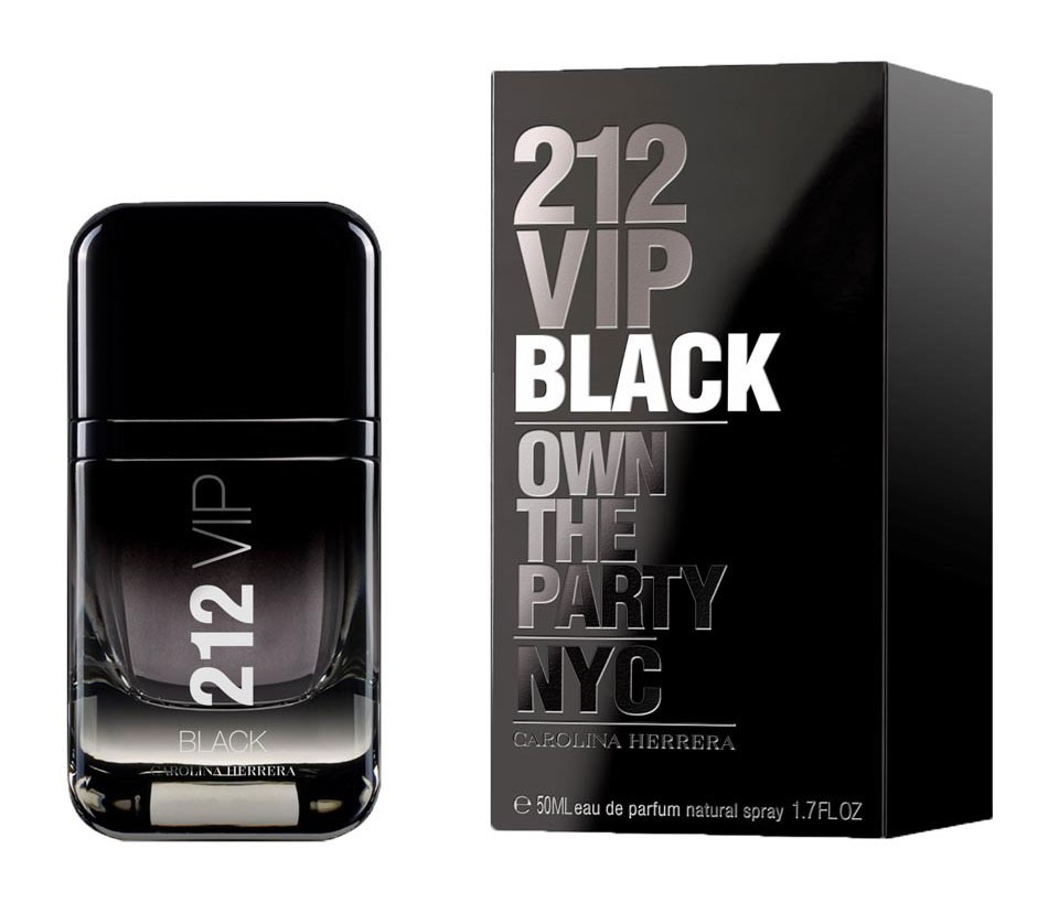 Изображение 2 212 VIP Black edp Carolina Herrera
