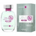Let's Travel To New York For Woman edt от Mandarina Duck
