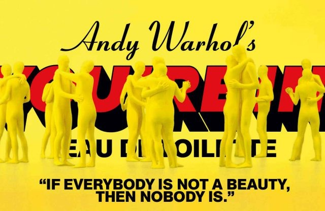 Изображение 4 Andy Warhol's You're In Comme des Garcons