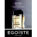 Реклама Egoiste Cologne Concentree Chanel