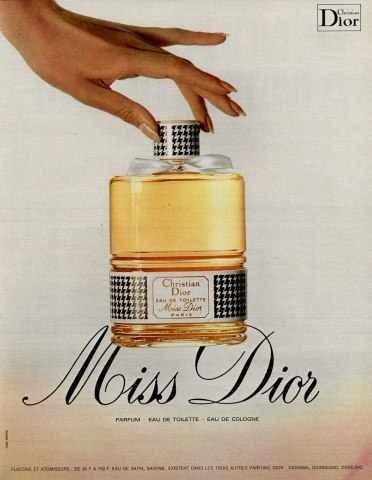 мисс диор 1947