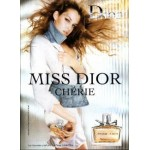 Реклама Miss Dior Cherie Christian Dior