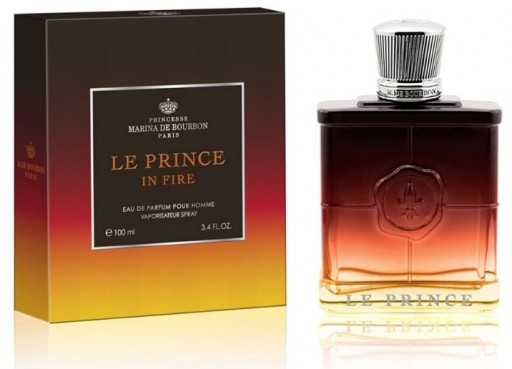 Изображение парфюма Marina de Bourbon Le Prince In Fire edp