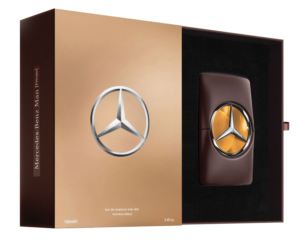 Изображение 3 Man Private edp Mercedes-Benz