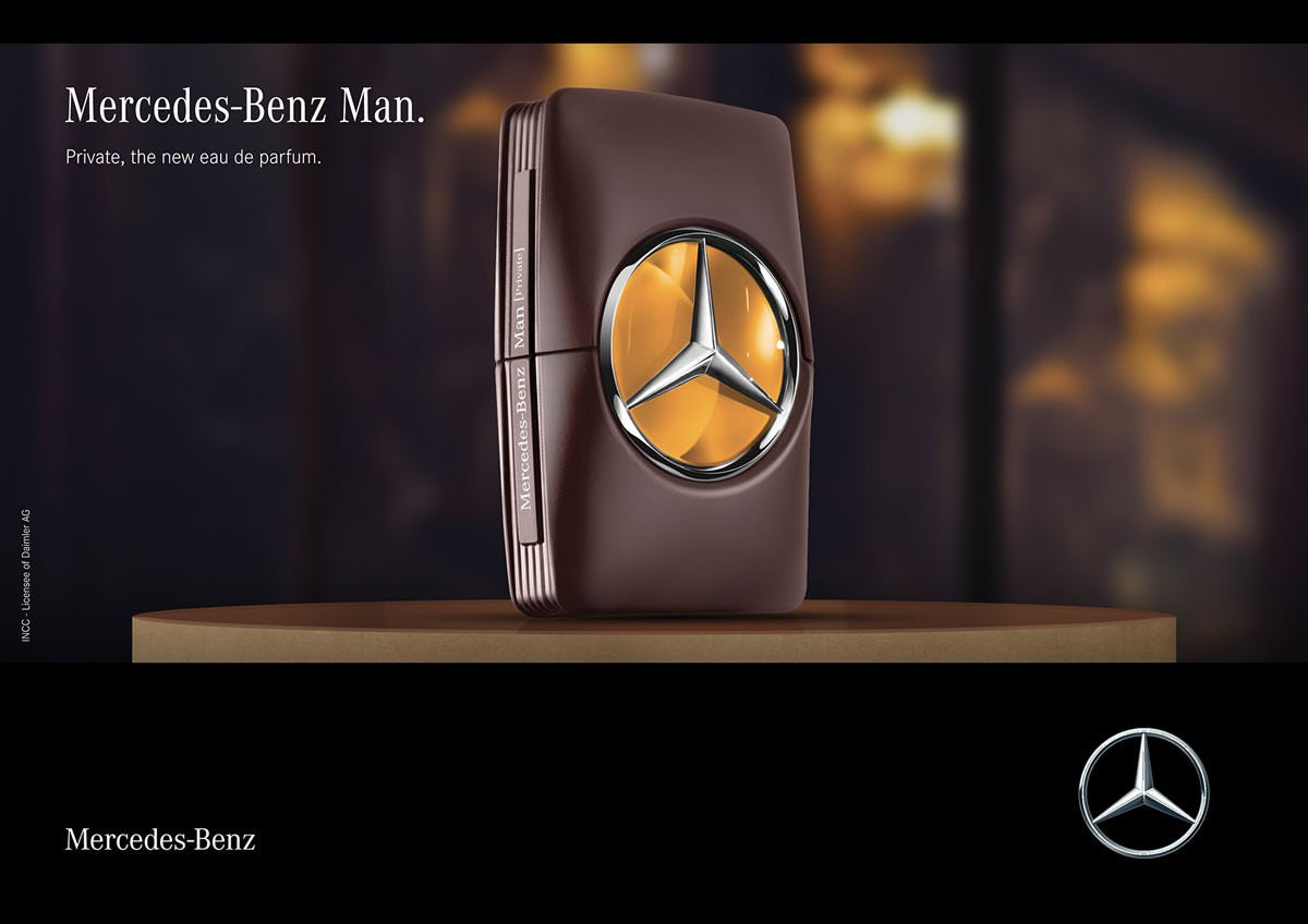 Изображение 4 Man Private edp Mercedes-Benz