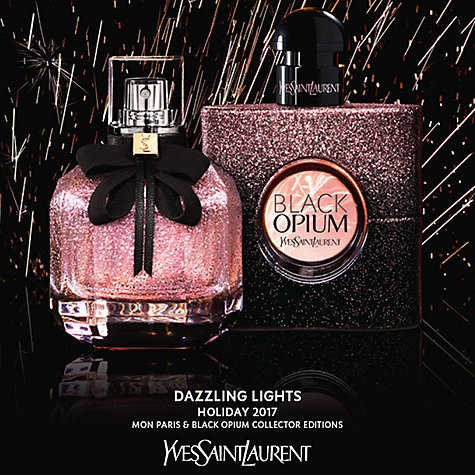 Mon Paris Dazzling Lights Collector Yves Saint Laurent - ♀ женский парфюм (новинка-2017 года)
