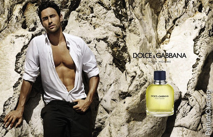 D&G Pour Homme 2012 Dolce and Gabbana - ♂ мужской парфюм, 2012 год.