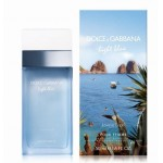 Изображение духов Dolce and Gabbana Light Blue Love in Capri