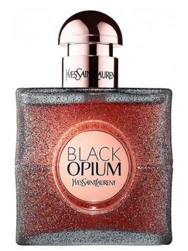 Изображение парфюма Yves Saint Laurent Black Opium Hair Mist