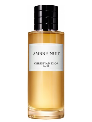 Изображение парфюма Christian Dior Ambre Nuit - Maison Collection