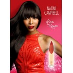 Реклама Glam Rouge Naomi Campbell