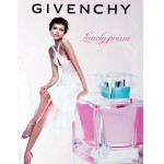 Реклама Lovely Prism Givenchy