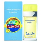 Изображение духов Dolce and Gabbana Light Blue Italian Zest