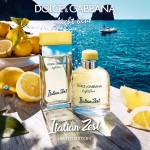 Реклама Light Blue Italian Zest Pour Homme Dolce and Gabbana