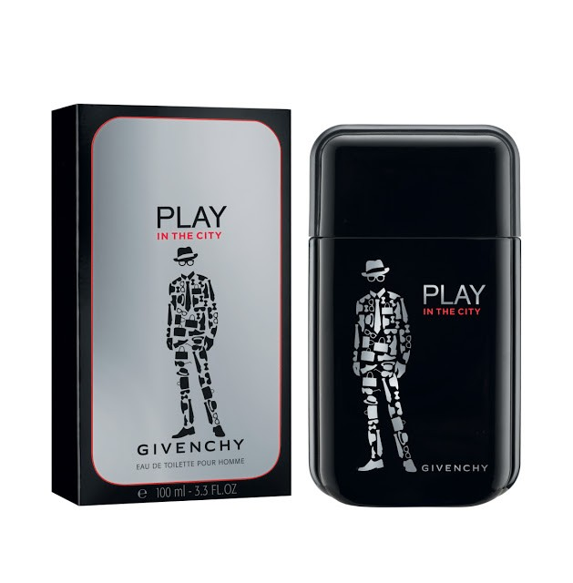 Изображение парфюма Givenchy Play in the City for Him