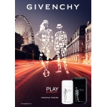 Реклама Play in the City for Him Givenchy