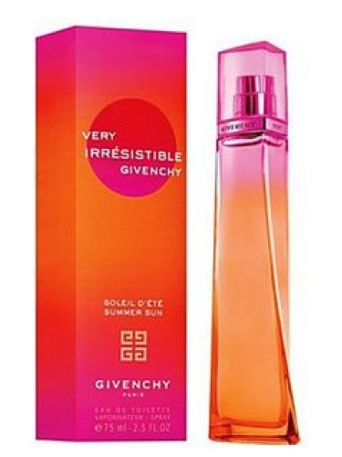 Изображение парфюма Givenchy Very Irresistible Soleil d'Ete