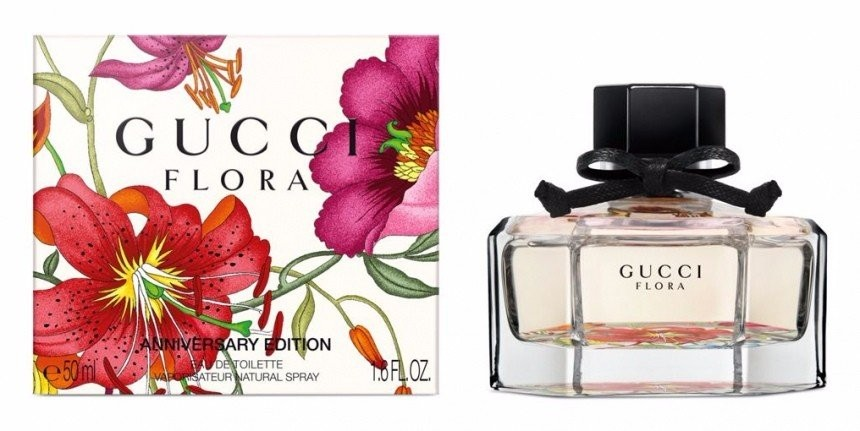 Изображение парфюма Gucci Flora by Gucci Anniversary Edition