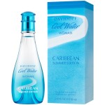 Изображение духов Davidoff Cool Water Woman Caribbean Summer Edition