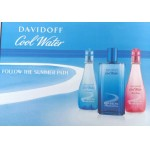 Cool Water Woman Caribbean Summer Edition Davidoff - ♀ женский парфюм, 2018 год.