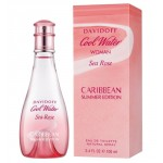 Изображение духов Davidoff Cool Water Woman Sea Rose Caribbean Summer Edition