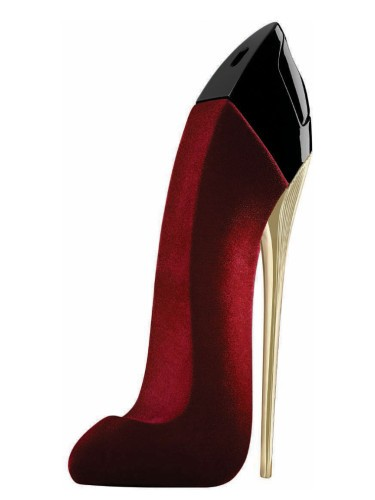 Изображение парфюма Carolina Herrera Good Girl Velvet Fatale