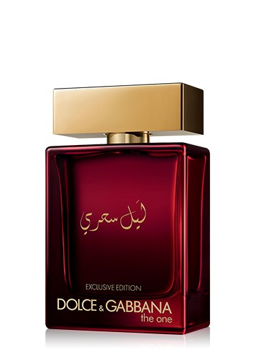 Изображение парфюма Dolce and Gabbana The One Mysterious Night