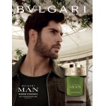Реклама Man Wood Essence Bvlgari