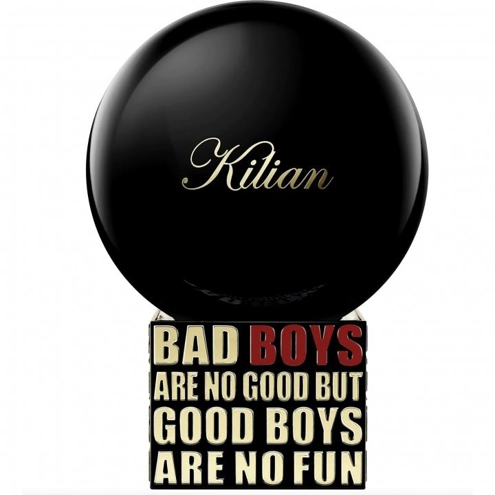 Изображение парфюма Kilian Bad Boys Are No Good But Good Boys Are No Fun
