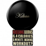 Изображение духов Kilian Kissing Burns 6.4 Calories An Hour. Wanna Work Out?
