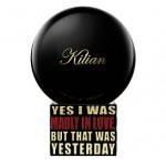Изображение духов Kilian Yes I Was Madly In Love, But That Was Yesterday