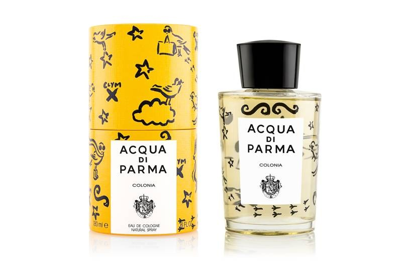 Изображение парфюма Acqua Di Parma Colonia Artist Edition by Clym Evernden