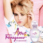 Реклама Amo Flowerful Salvatore Ferragamo