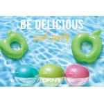 Реклама Be Delicious Lime Mojito DKNY