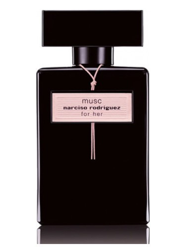Изображение парфюма Narciso Rodriguez Musc For Her Oil Parfum