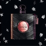 Реклама Black Opium Make It Yours Fragrance Jacket Collection Yves Saint Laurent