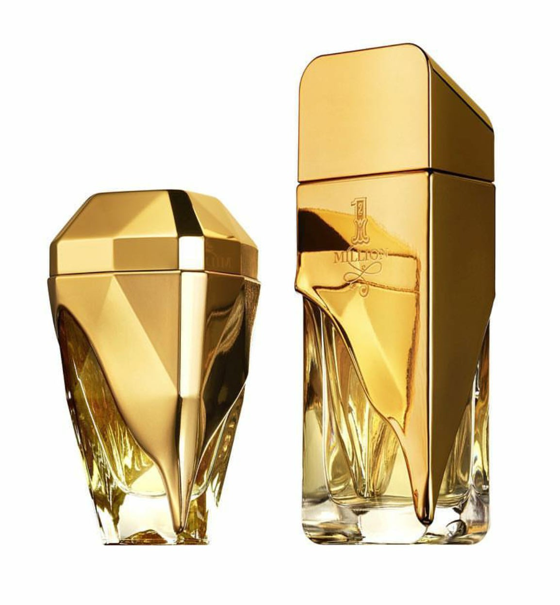 Изображение парфюма Paco Rabanne Lady Million Eau de Parfum Collector Edition