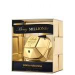 Реклама Lady Million Merry Millions Paco Rabanne